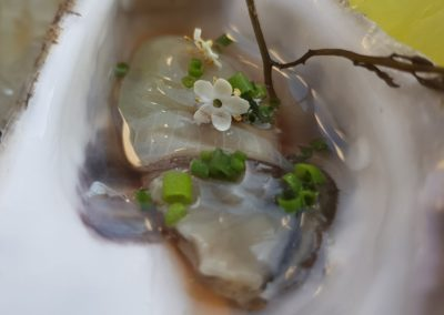 Cuisson // Oesters 1