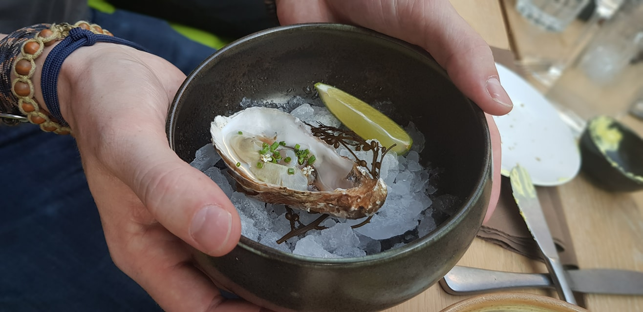 Cuisson // Oesters 3